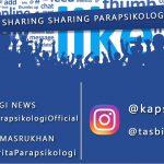 INFO PENTING : Tentang Sosial Media Kang Masrukhan